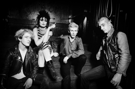 Michael Grecco, Siouxsie and the Banshees, 1980