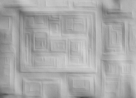 Simon Schubert, Untitled (Frames), 2015