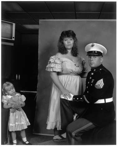 Leon Borensztein, Military Family, Fresno, California, 1979-1989