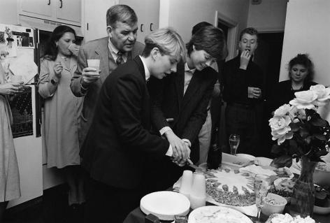 Sage Sohier, Cindy & Barb's Wedding, Boston, 1986