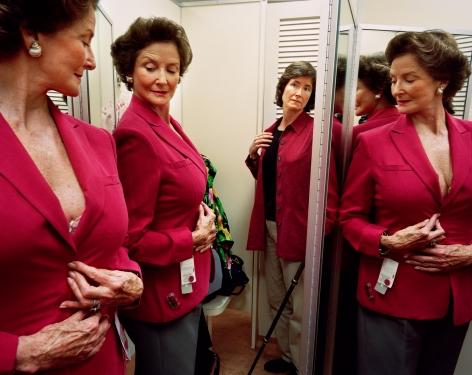 Sage Sohier, Shopping with Mum, Washington D.C., 2003