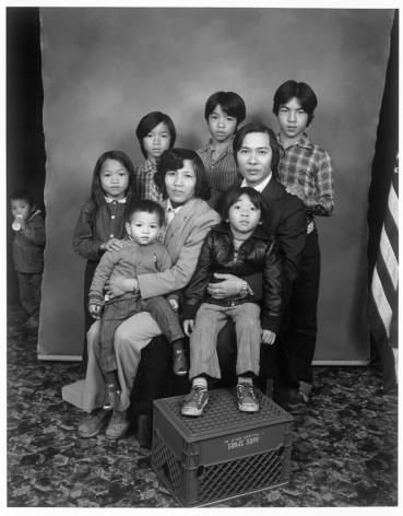 Leon Borensztein, Refuge from Asia, San Francisco, California, 1979-1989