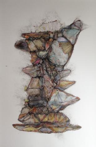 Sara Schneckloth, Conglomerate Body III, 2014