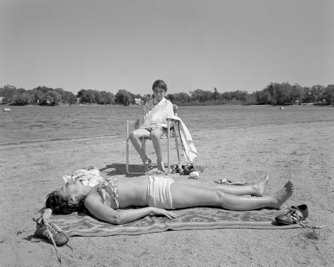 Mary Frey, Untitled (Beach), 1979-1983