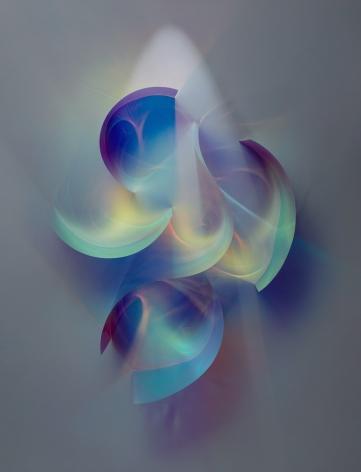 Martin Klimas, Radiant Foil 5253, 2016