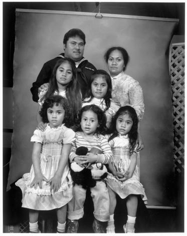 Leon Borensztein, Sailor with His Family, San Francisco, California, 1979-1989
