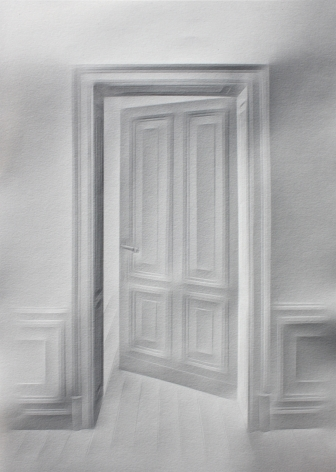 Simon Schubert, Untitled (Door), 2015