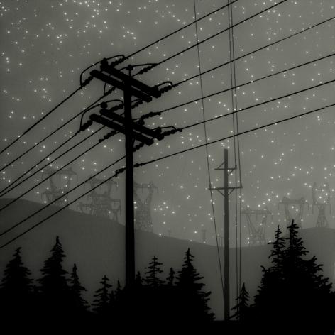 Vanessa Marsh, Landscape #1, 2012