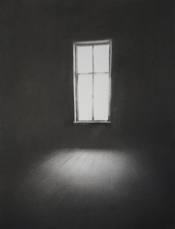 Simon Schubert, Untitled (Light through Window), 2017