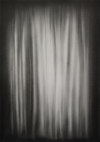 Simon Schubert, Untitled (Light Through Curtain), 2018