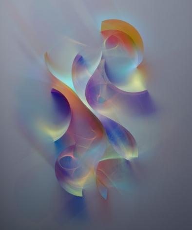 Martin Klimas, Radiant Foil 5081, 2016