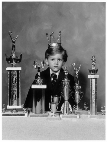 Leon Borensztein, Fantaci World Pageant Prince Beauty Winner and Master Photogenic, Beaumont, Texas, 1981