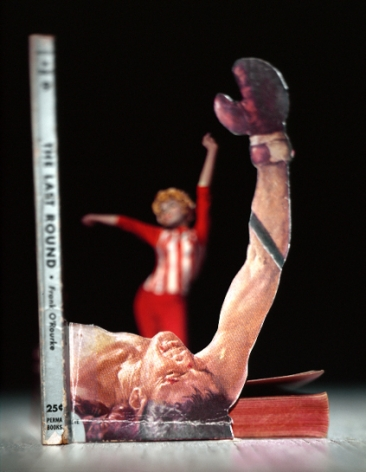 Knockout, 2006 20 x 24 inch
