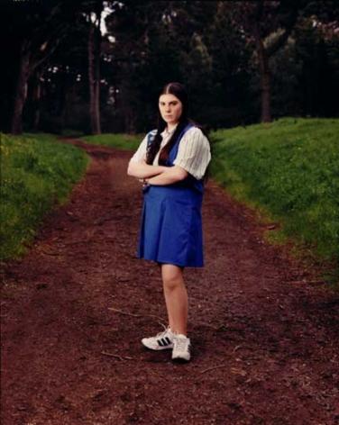 """Siobahn,GirlScout,CA, 2004 24 x 20"""""""