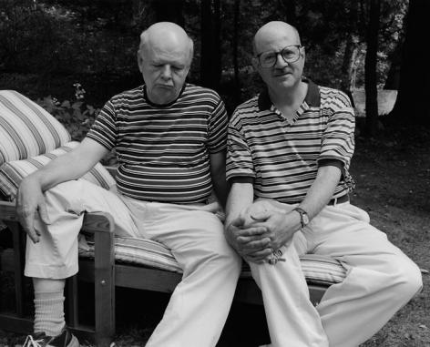 Sage Sohier, Lloyd & Joel, Stockbridge, MA, 2002