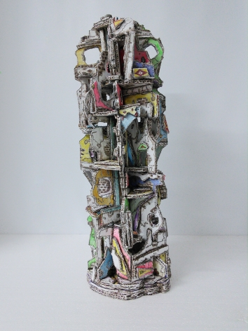 Alexis Duque, Tower, 2017
