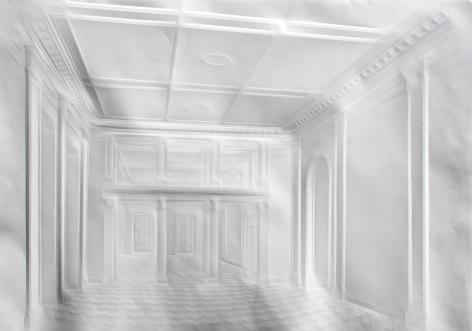 Simon Schubert, Untitled (Hallway), 2013