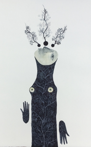 Veronica Mortellaro, Offspring, 2018