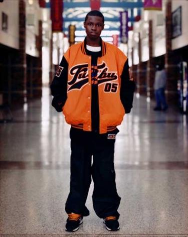 """Michael,FUBU,NE, 2004 24 x 20"""""""