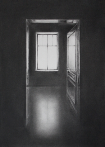 Simon Schubert, Untitled (Light through Window and Door), 2018