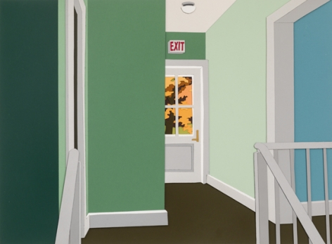 Casey Ruble, Untitled (Cherry Hill), 2015
