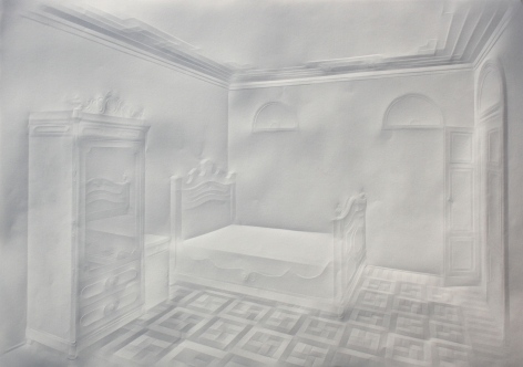 Simon Schubert, Untitled (Room), 2014
