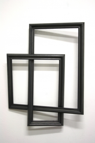 Simon Schubert, Intricated Frame, 2018