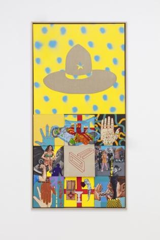 Ben Sakoguchi, Pseudo-Diapolycron With Big Hat, 1968