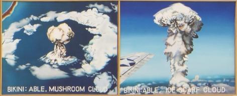 Ben Sakoguchi, Bombs (detail), 1983