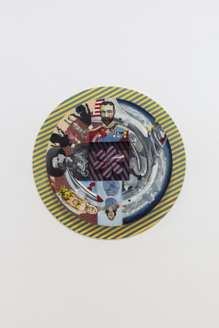 Ben Sakoguchi, Untitled (fan), 1965