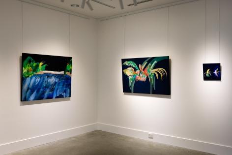 Nikky Morgan-Smith The Darker Garden Installation View 2019