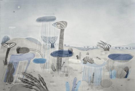 Myo Yim Forest of the Night artwork