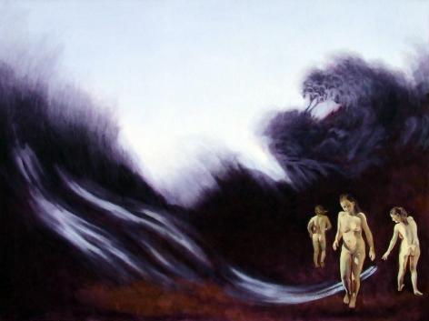 Shaun C. Murphy Perception [Initiating], 2017 Oil on canvas 90 cm x 120 cm