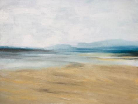 Shaun C. Murphy Dynamic Landscape 5, 2017 Oil on canvas 45 x 60 cm