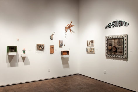The Red-Headed Stepchild Installation photograph, Tony Askew, Susan Tibbles, Dug Uyesaka, Philip Koplin, Dan Levin, Ken Nack, John Bernhardt