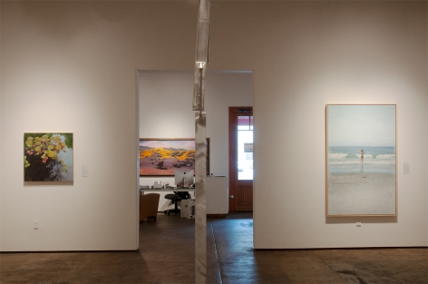 MASTERWORKS OF THE ARTISTS OF SULLIVAN GOSS exhibition, Nicole Strasburg, Ken Bortolazzo, Robin Gowen, John Nava
