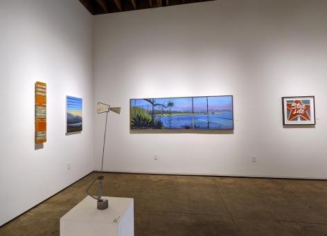 California on my Mind, Installation view