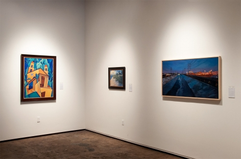 MASTERWORKS OF THE ARTISTS OF SULLIVAN GOSS exhibition, Angela Perko, Jon Francis, Patricia Chidlaw