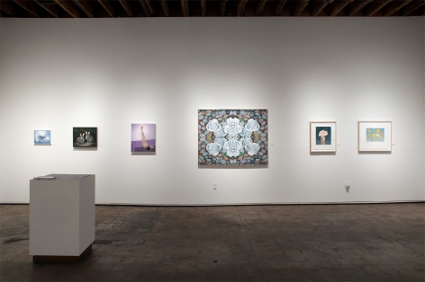 Installation photograph of REAL WOMEN: Realist Art by American Women, Susan McDonnell, Laura Krifka, Dorothy Churchill-Johnson, Beth Van Hoesen
