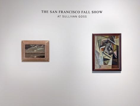 San Francisco Fall Show Installation Shot