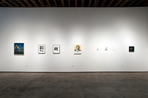 Installation photograph of REAL WOMEN: Realist Art by American Women, Patrica Chidlaw, Imogen Cunningham, Niki Byrne, Adonna Khare, Susan Savage