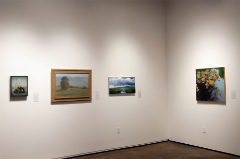 MASTERWORKS OF THE ARTISTS OF SULLIVAN GOSS exhibition, Susan McDonnell, Sarah Vedder, Phoebe Brunner, Nicole Strasburg