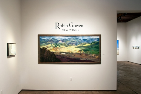 ROBIN GOWEN: New Winds installation photograph