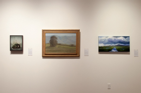 MASTERWORKS OF THE ARTISTS OF SULLIVAN GOSS exhibition, Susan McDonnell, Sarah Vedder, Phoebe Brunner