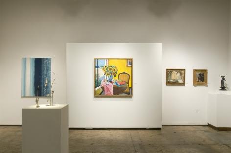 Winter Salon I, 2018, Julika Lackner, Robert Frame, Frederick Pawla, Alexander Harmer, Gilbert Franklin