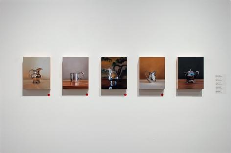 Installation photograph of LESLIE LEWIS SIGLER: Belonging