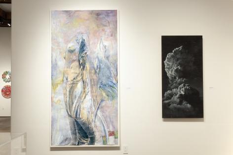 The Artists of UCSB, Mary Heebner, Tom Pazderka