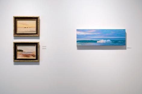 Installation photograph of California on my Mind, Lockwood de Forest, Mary-Austin Klein