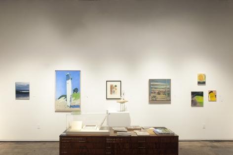 The Artists of UCSB, Julika Lackner, Hank Pitcher, Dug Uyesaka, Larry Cohen, Maria Rendon