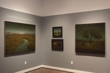 Chris Peters Installation Photograph